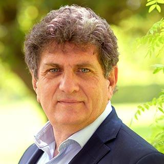 Bruno Marcillaud Président d'honneur et Maire de Rungis