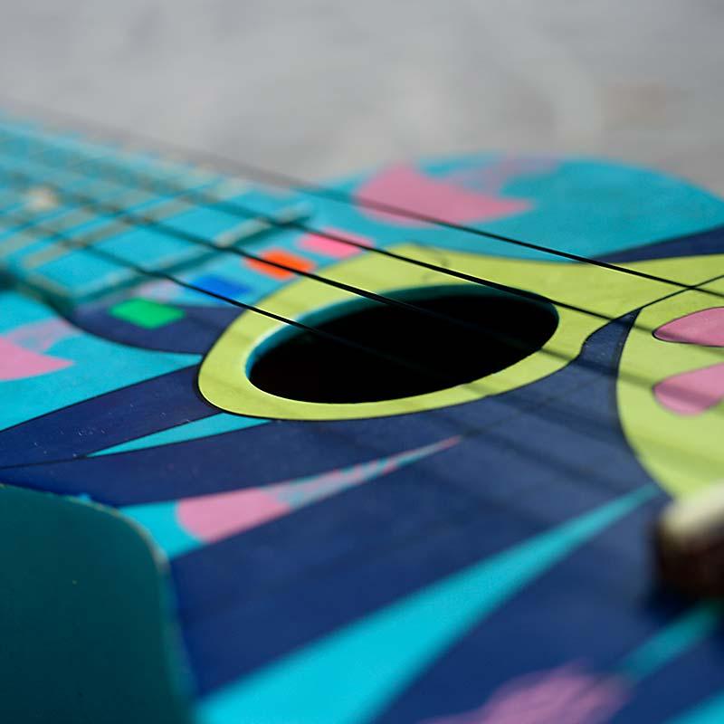 Cours découverte musicale aux Parasols