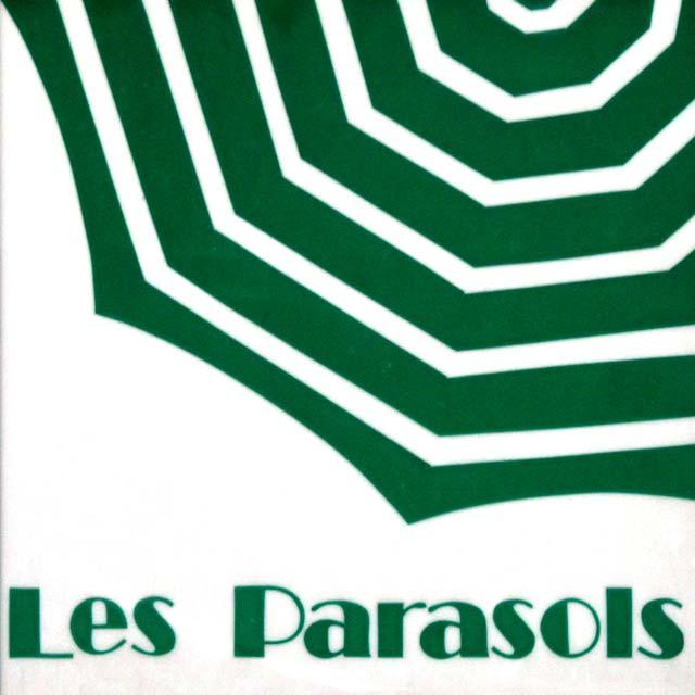 Ancien logo Les Parasols