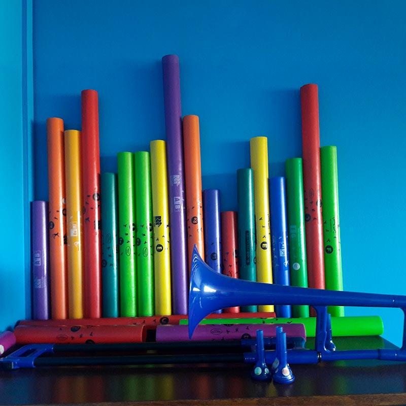 Musique en couleurs